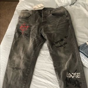 Zara jeans. Brand new with tag